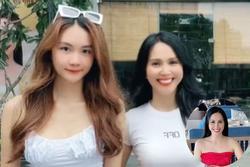 Ngỡ ngàng nhan sắc trẻ đẹp như thiếu nữ của bà mẹ ở U40 ở Sài thành