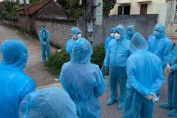 Việt Nam phát hiện 5 ổ dịch Covid-19 lớn trong 10 ngày