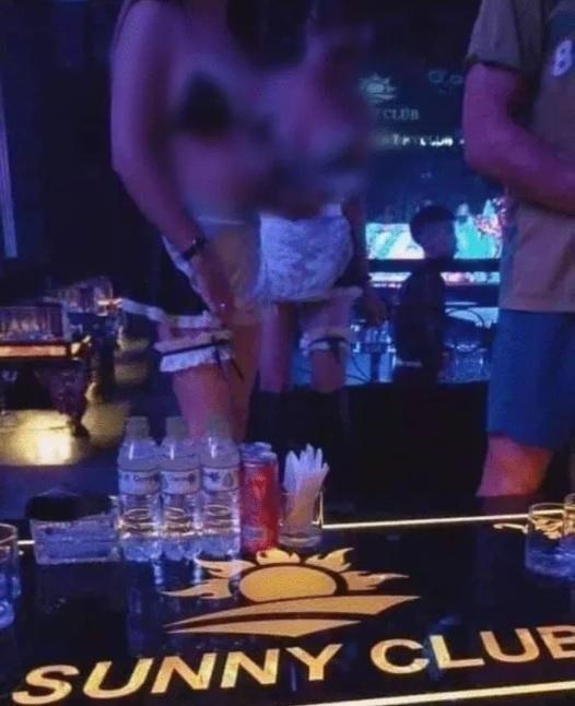 Xác minh dấu hiệu mại dâm, sử dụng ma túy, vi phạm phòng chống dịch ở bar Sunny-2
