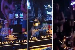 Vụ Karaoke Sunny lộ clip nóng: Vì sao 2 công an bị tạm đình chỉ?
