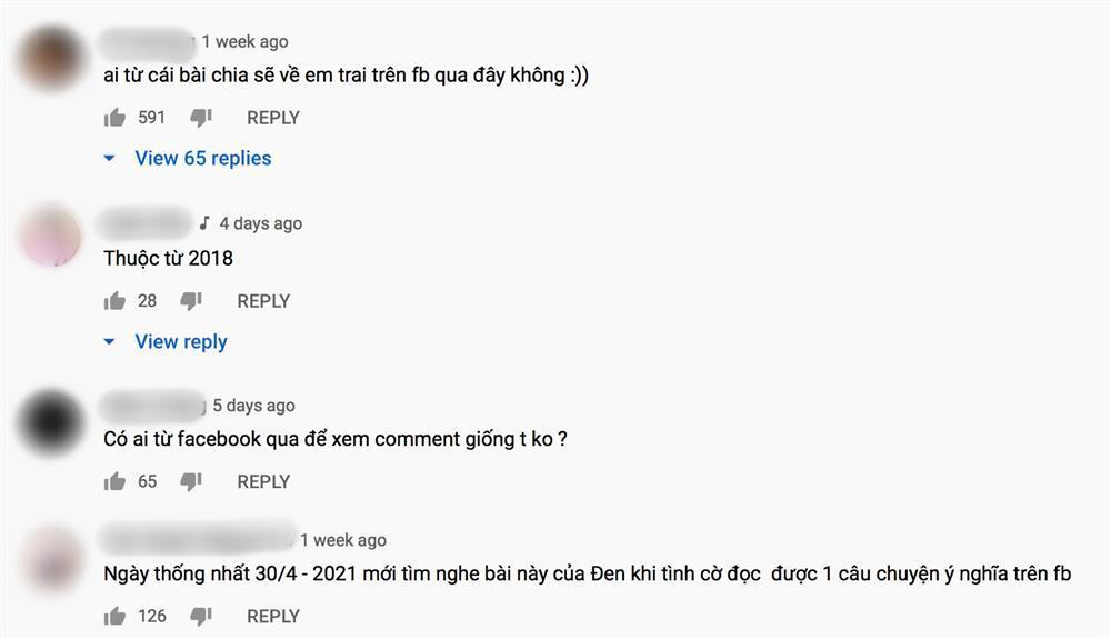 Fan làm lại cuộc đời nhờ bài hát của Đen Vâu-3