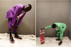 Gu ăn mặc sành điệu của chàng da đen sở hữu 33 triệu followers Tiktok