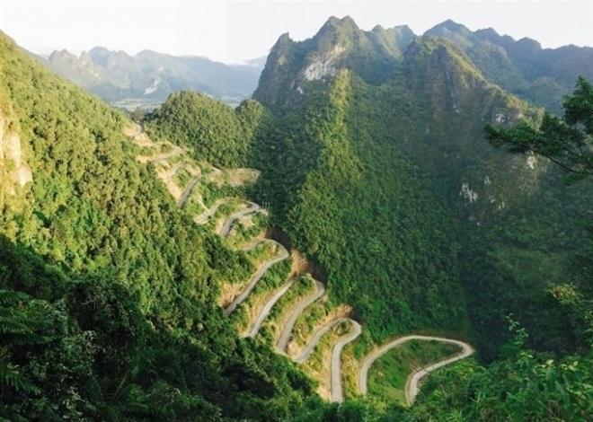 Hơn cả tứ đại đỉnh đèo, đây mới là đèo đáng sợ nhất Việt Nam với 14 khúc cua dốc-5