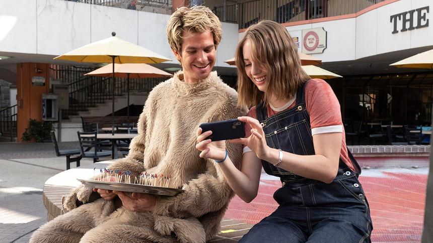 Lý do sao phim Người Nhện không dùng mạng xã hội-1