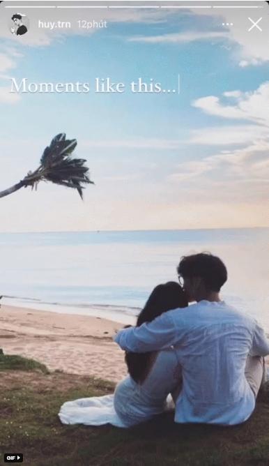 Được Huy Trần chăm bẵm, Ngô Thanh Vân khoe luôn ảnh nền điện thoại khoá môi cực ngọt-5