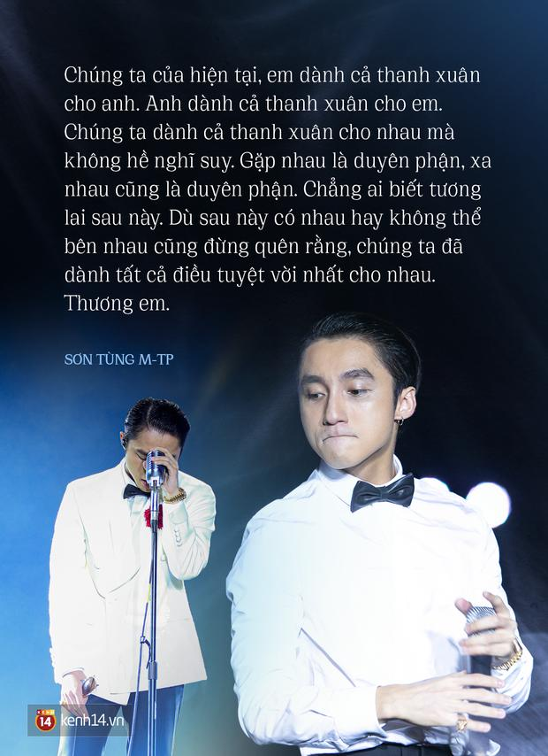 Hoài Lâm chúc vợ cũ hạnh phúc, netizen phát hiện sử dụng văn mẫu của Sơn Tùng?-2