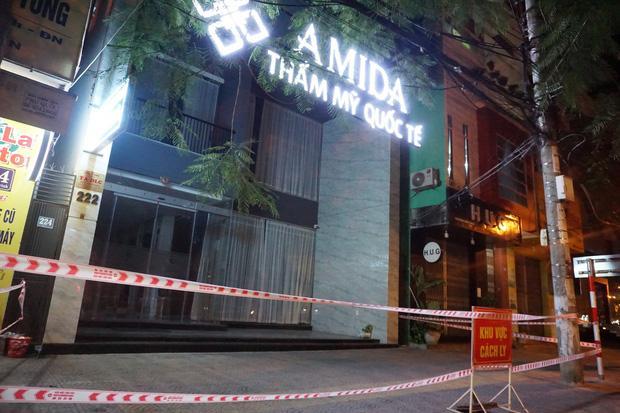 Huế phát hiện thêm ca thứ 3 dương tính là nhân viên thẩm mỹ viện ở Đà Nẵng-2
