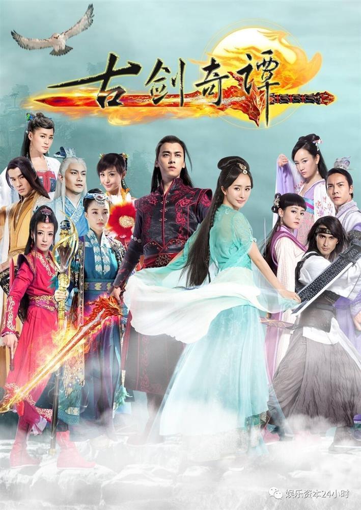 Đội hình diễn viên phim Trung trong mơ, có tiền cũng không thể mời lại-4