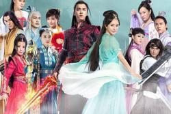 Đội hình diễn viên phim Trung 'trong mơ', có tiền cũng không thể mời lại