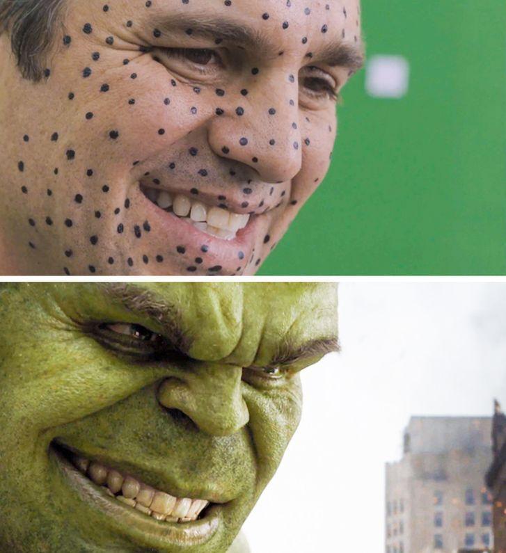 Hollywood trên phim thì hoành tráng, hậu trường nhìn ngốc nghếch-8