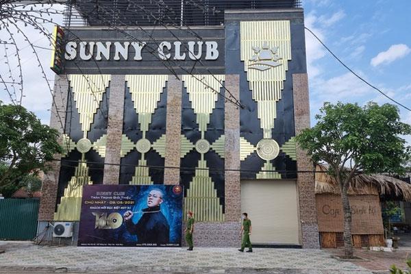 Karaoke Sunny thác loạn: Nhóm người trong clip đa phần không phải ở Vĩnh Phúc-5