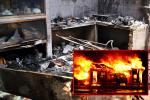 Cháy tiệm bán đồ điện, gia đình 4 người tử vong, trong đó có phụ nữ mang thai-4