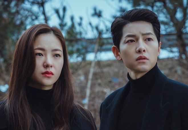Lý do Song Joong Ki bật khóc ở hậu trường phim-2