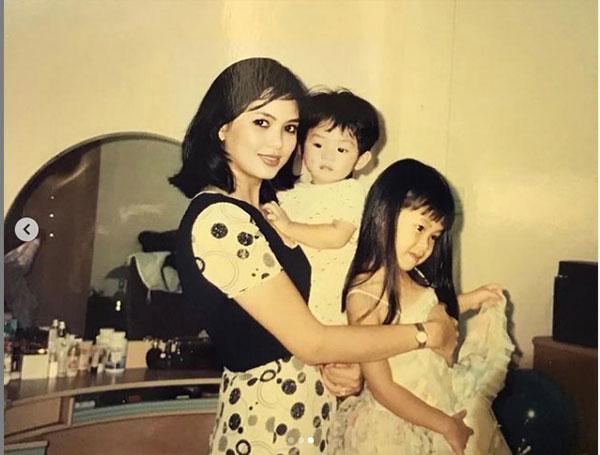 Nhan sắc thời trẻ của vợ tỷ phú Johnathan Hạnh Nguyễn sánh ngang đại mỹ nhân-1