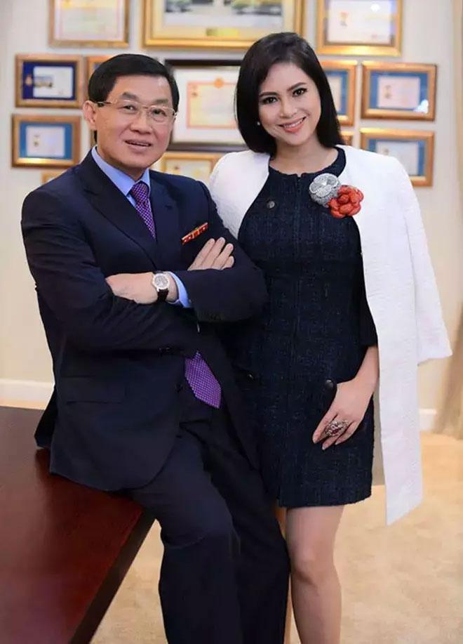 Nhan sắc thời trẻ của vợ tỷ phú Johnathan Hạnh Nguyễn sánh ngang đại mỹ nhân-5