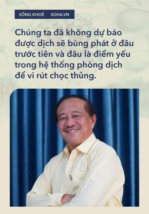 PGS.TS Nguyễn Huy Nga: Bài học từ Mỹ, giãn cách xã hội mang lại 5.300 tỷ USD so với không giãn cách-2