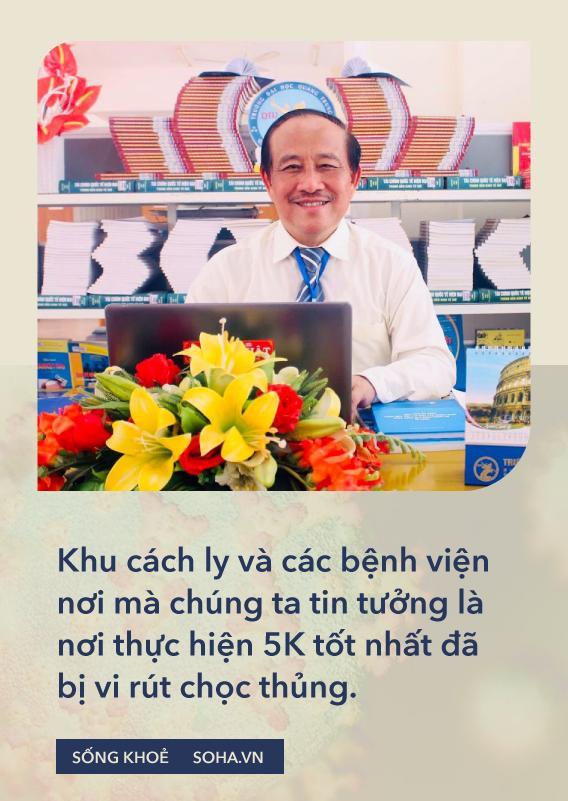 PGS.TS Nguyễn Huy Nga: Bài học từ Mỹ, giãn cách xã hội mang lại 5.300 tỷ USD so với không giãn cách-3