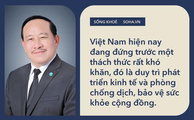 PGS.TS Nguyễn Huy Nga: Bài học từ Mỹ, giãn cách xã hội mang lại 5.300 tỷ USD so với không giãn cách-1