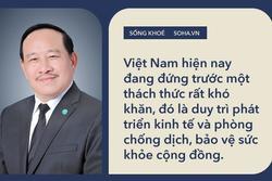 PGS.TS Nguyễn Huy Nga: Bài học từ Mỹ, giãn cách xã hội mang lại 5.300 tỷ USD so với không giãn cách