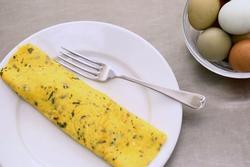 Mẹo rán trứng kiểu Hàn chuyên nghiệp như đầu bếp