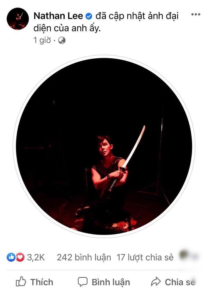Nathan Lee lộ mưu comeback qua 1 tấm ảnh sau chuỗi livestream mệt nghỉ-3