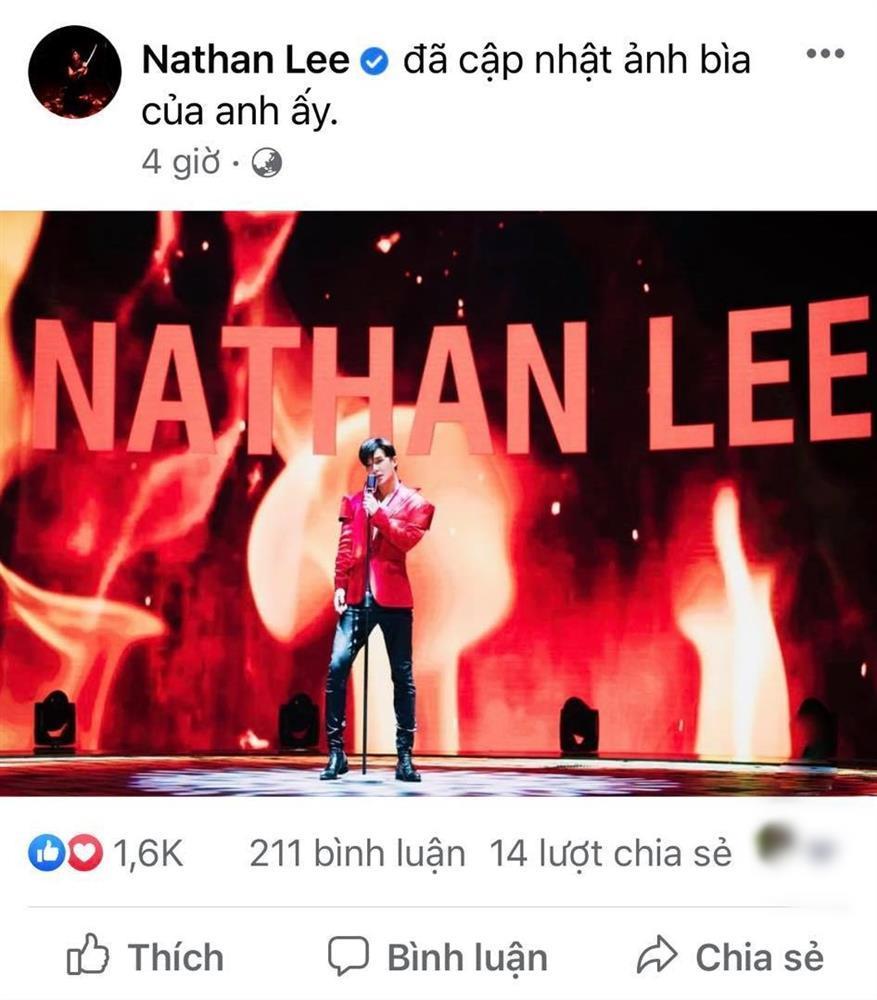 Nathan Lee lộ mưu comeback qua 1 tấm ảnh sau chuỗi livestream mệt nghỉ-4