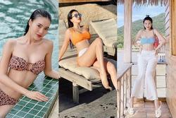 4 sao Việt từng ép cân đến đổ bệnh