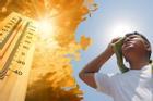 Miền Bắc đón đợt nắng nóng gay gắt kéo dài, nhiệt độ cao nhất trên 39 độ C