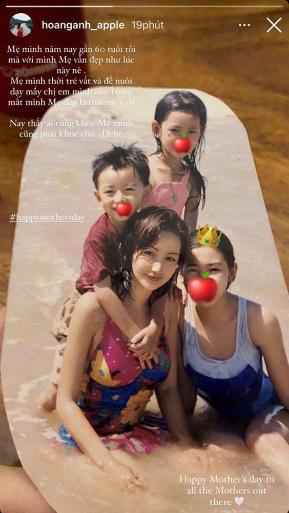 Cựu hot girl Sài Gòn khoe nhan sắc mẹ đẹp nức nở, di truyền hết cho con gái-2