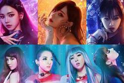 Ảnh teaser của aespa bị so sánh với 2NE1, Knet không 'ném đá' mà bênh