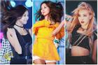 Những cú hất tóc làm nên tên tuổi mỹ nhân idol đình đám Kpop