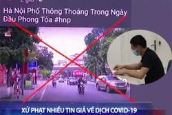 Youtuber đình đám Duy 'Nến' bị phạt tiền vì tung tin Hà Nội phong tỏa