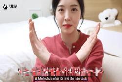 Bị đào lại chuyện 'nhè đồ ăn' gây tranh cãi, YouTuber mukbang tuyên bố thẳng thừng