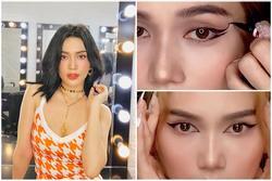 'Bắt trend' vẽ eyeliner mắt thú vừa độc vừa dễ như bỡn từ Sĩ Thanh