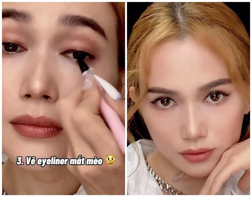 Bắt trend vẽ eyeliner mắt thú vừa độc vừa dễ như bỡn từ Sĩ Thanh-5