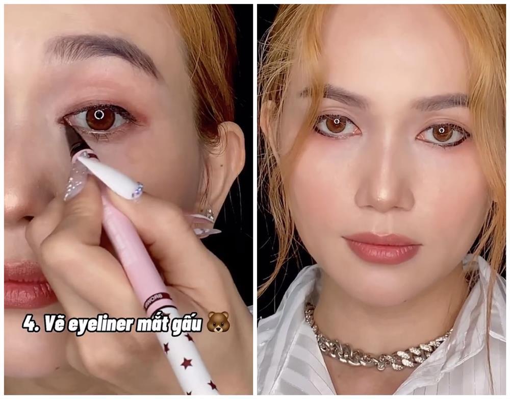 Bắt trend vẽ eyeliner mắt thú vừa độc vừa dễ như bỡn từ Sĩ Thanh-6