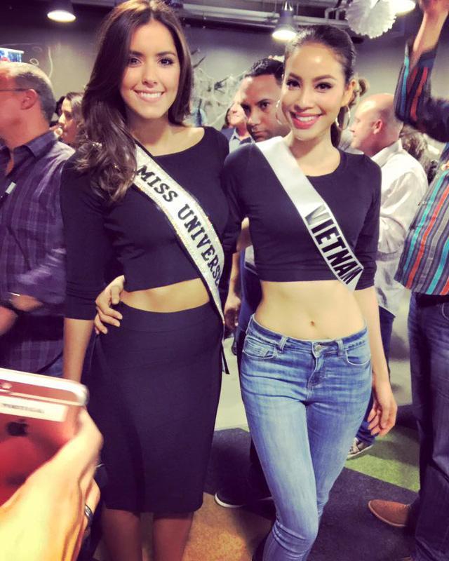 Đại diện Việt Nam nào đủ đẹp để chặt đương kim Miss Universe?-7