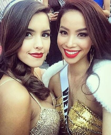 Đại diện Việt Nam nào đủ đẹp để chặt đương kim Miss Universe?-6