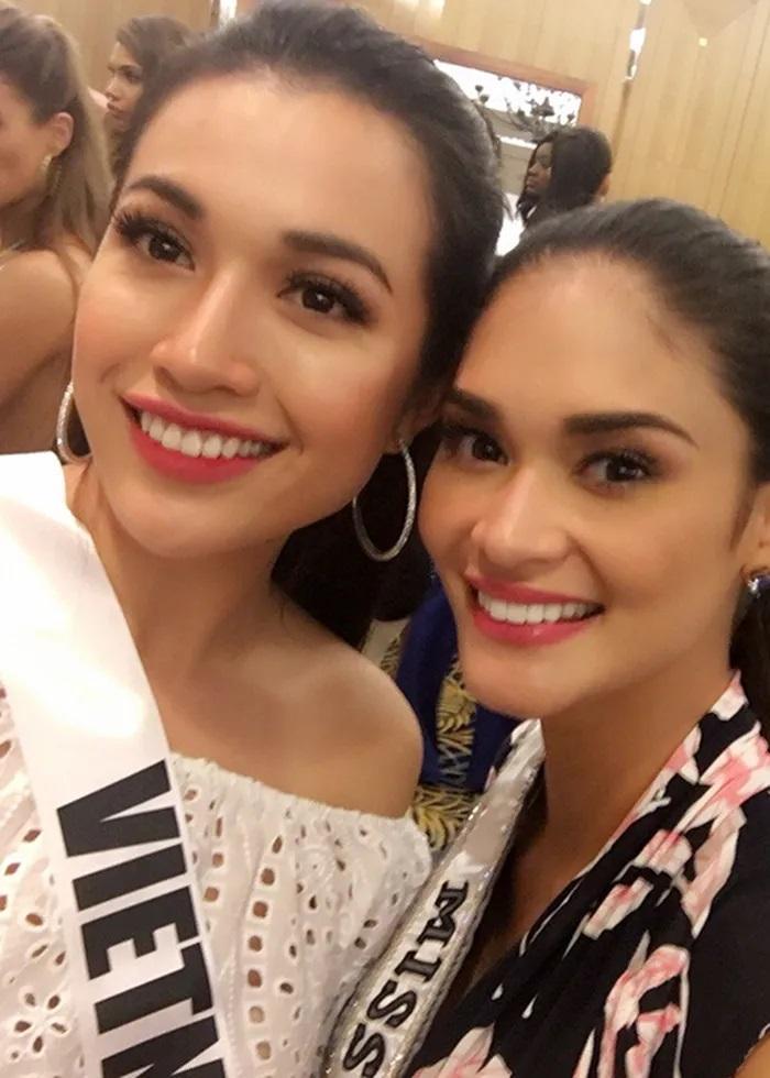Đại diện Việt Nam nào đủ đẹp để chặt đương kim Miss Universe?-4