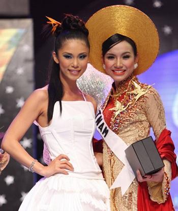 Đại diện Việt Nam nào đủ đẹp để chặt đương kim Miss Universe?-9