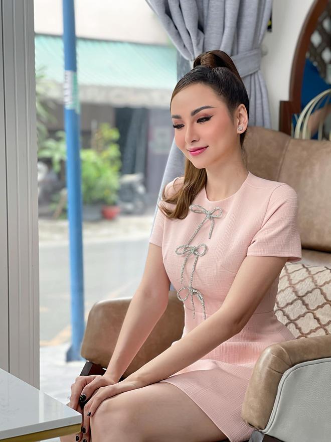 Hoa hậu Diễm Hương: Tôi bị bệnh hiếm, 10.000 người mới có 1 người bị-3