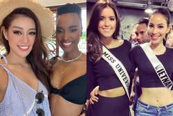 Đại diện Việt Nam nào đủ đẹp để 'chặt' đương kim Miss Universe?