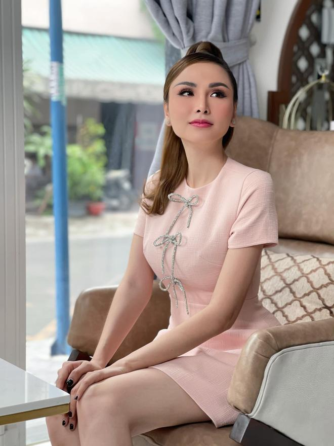 Hoa hậu Diễm Hương: Tôi bị bệnh hiếm, 10.000 người mới có 1 người bị-2
