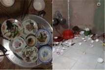 Nhìn mâm cơm để phần như đồ thừa, nàng dâu hành động khiến nhà chồng sững sờ