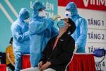 Thanh niên bị ho, rát họng không chịu dùng thuốc, trốn khỏi khu cách ly trị Covid-19