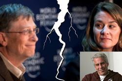 Lý do thực sự Bill Gates ly hôn: Bà Melinda bất bình vì chồng quen tội phạm tình dục?