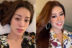 Mặt mộc của Khánh Vân và dàn thí sinh Miss Universe