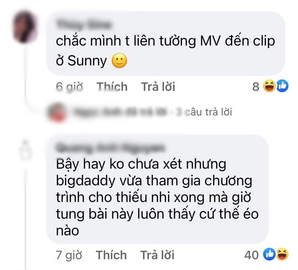 Big Daddy tung MV mới, netizen mỉa mai: Chắc lấy cảm hứng từ bar Sunny-3