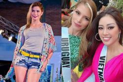 Quá khứ của người đẹp chuyển giới duy nhất ở Hoa hậu Hoàn vũ