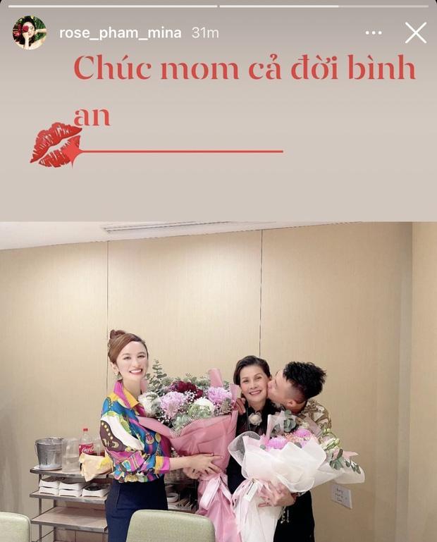 Nàng dâu Mina Phạm hé lộ quan hệ đặc biệt với mẹ chồng-1